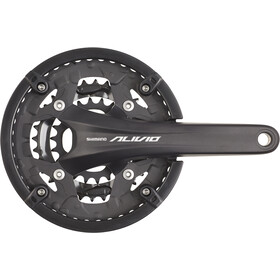 Shimano Alivio FC-T4060 Crank Set 44/32/22 Chainguard 9-delt